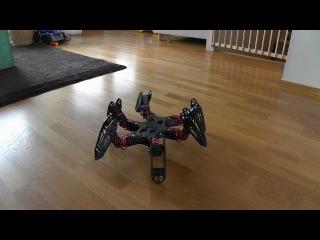 Клевый робот-паук